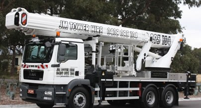 Mobile Tower Hire Melbourne